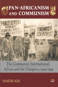 Pan Africanism and Communism front cover