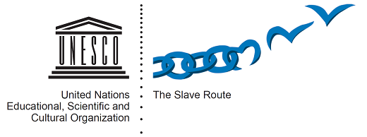 UNESCO slave route logo