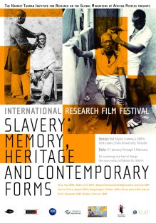 International Research Film 2010 poster