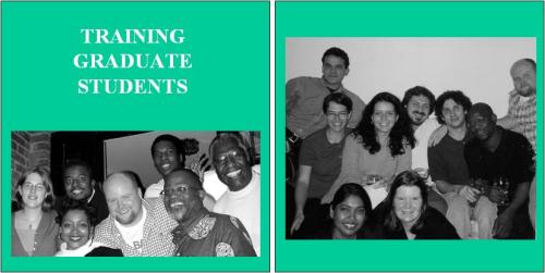 training graduate students