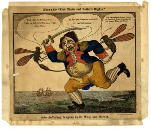 2. Huzza for Free Trade and Sailor's Rights, 1813_American Antiquarian Society