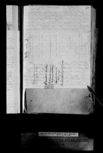 5.2 Petition of Daniel Coakley [sic], July 30, 1844_RG 1, L 3, vol 132_LAC microfilm C-1734
