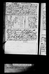 5.3 Petition of Daniel Coakley [sic], July 30, 1844_RG 1, L 3, vol 132_LAC microfilm C-1734