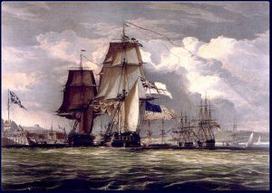 800px-John_Christian_Schetky,_H.M.S._Shannon_Leading_Her_Prize_the_American_Frigate_Chesapeake_into_Halifax_Harbour_(c._1830)