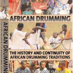 african drumming book cover image